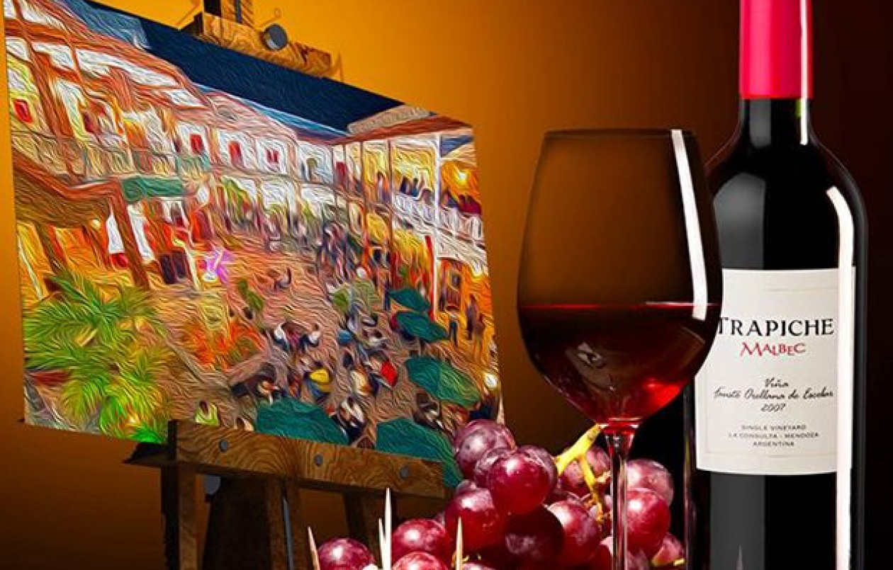 Art, Music, Wine, and Cheese Festival 2017: 29.11.17