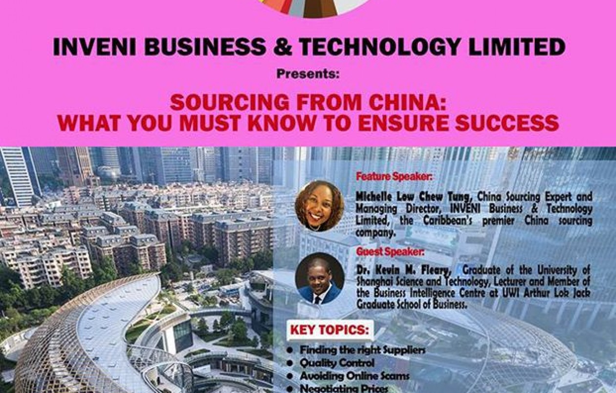 Sourcing from CHINA: What You Must Know To Ensure Success