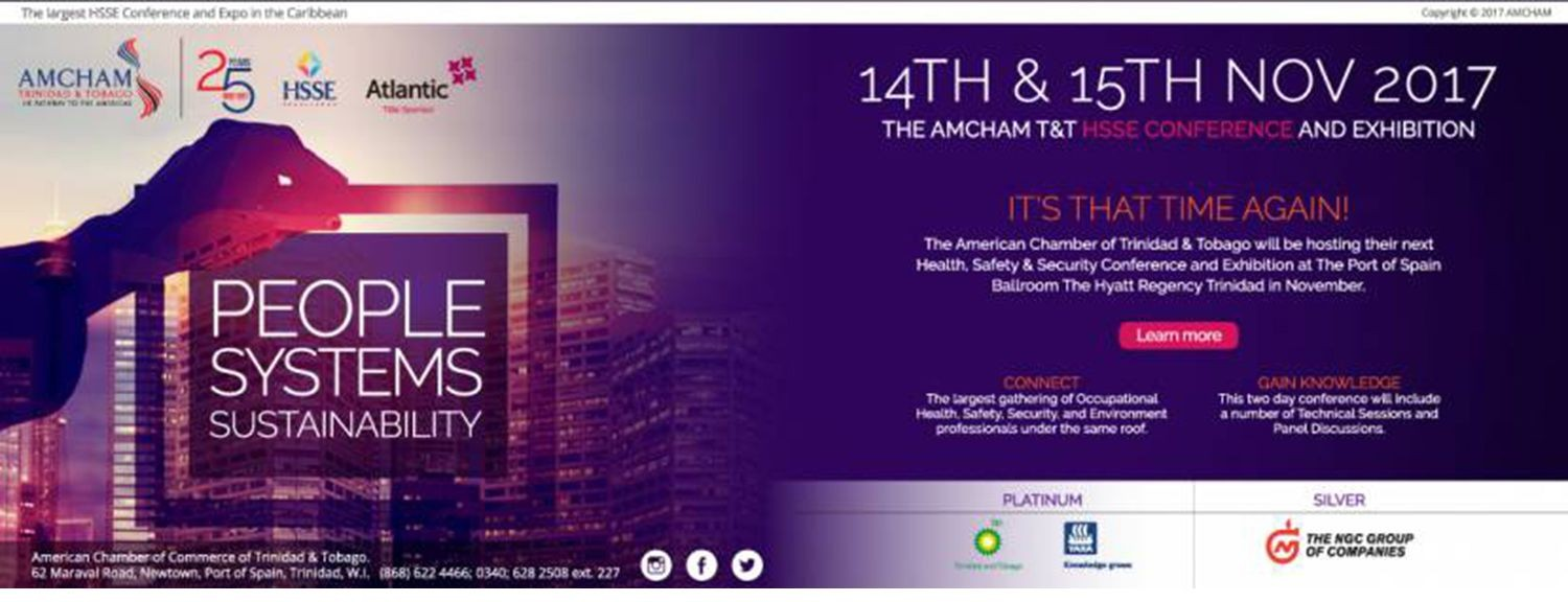 AMCHAM's 21st Health, Safety, Security and Environment Conference and Exhibition
