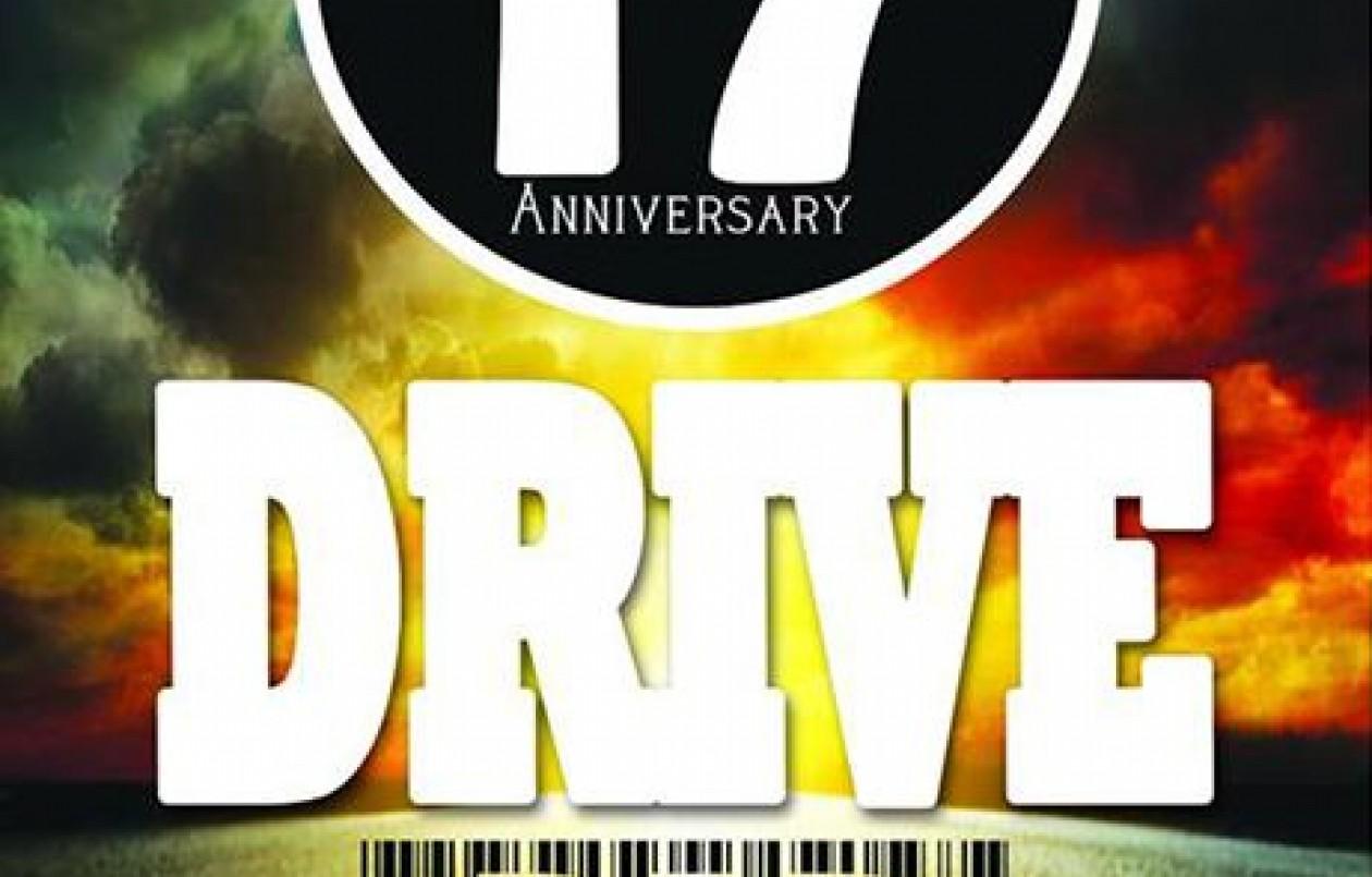 DRIVE: BarCode's 17th Anniversary