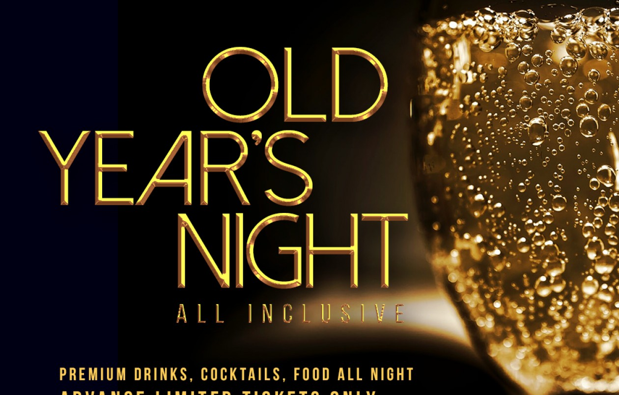 OLD YEAR'S NIGHT at DRINK LOUNGE & BISTRO