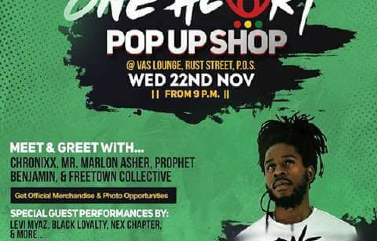 One Heart Pop Up Shop & Meet and Greet