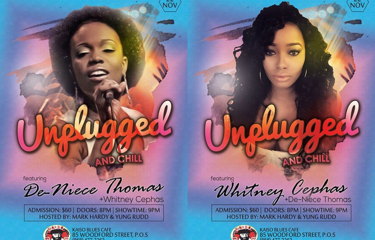 Unplugged & Chill [f. De-Niece Thomas & Whitney Cephas]