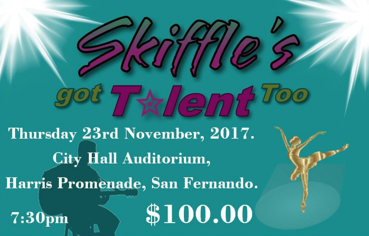 Skiffle's Got Talent Too 2017