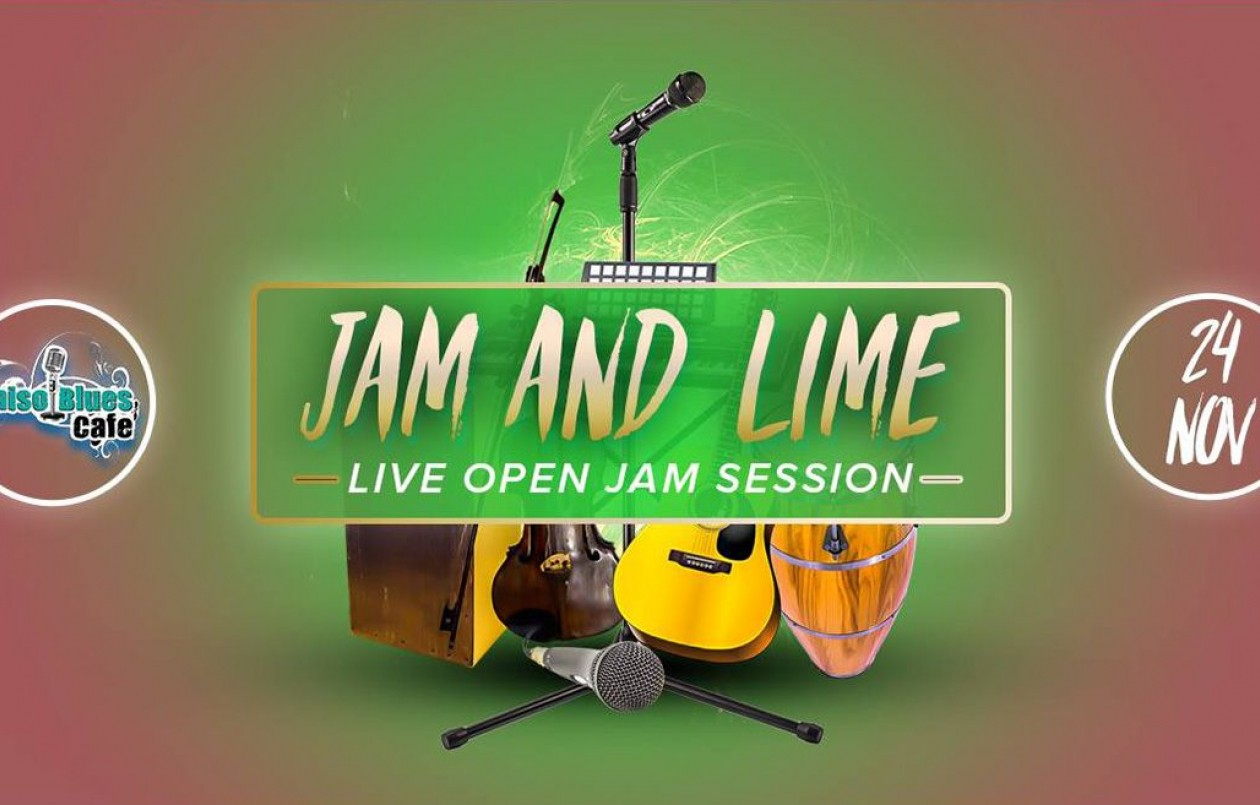 Kaiso Blues' JAM & LIME - 24.11.17