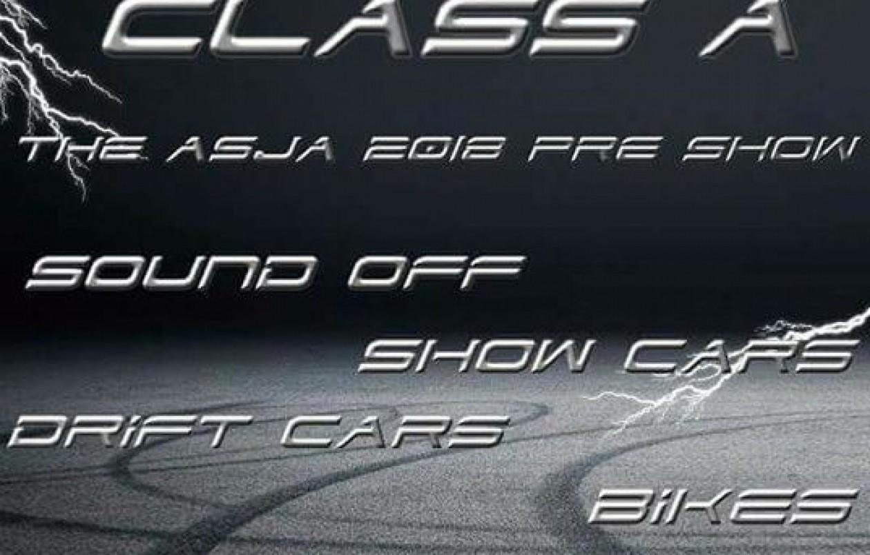 CLASS A  ASJA Boys' Car Show 2017