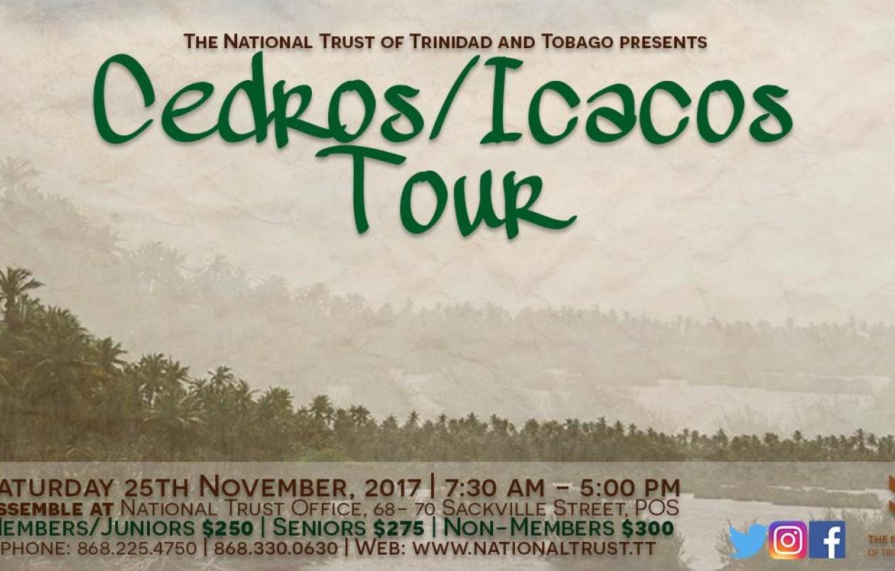 Cedros / Icacos Tour