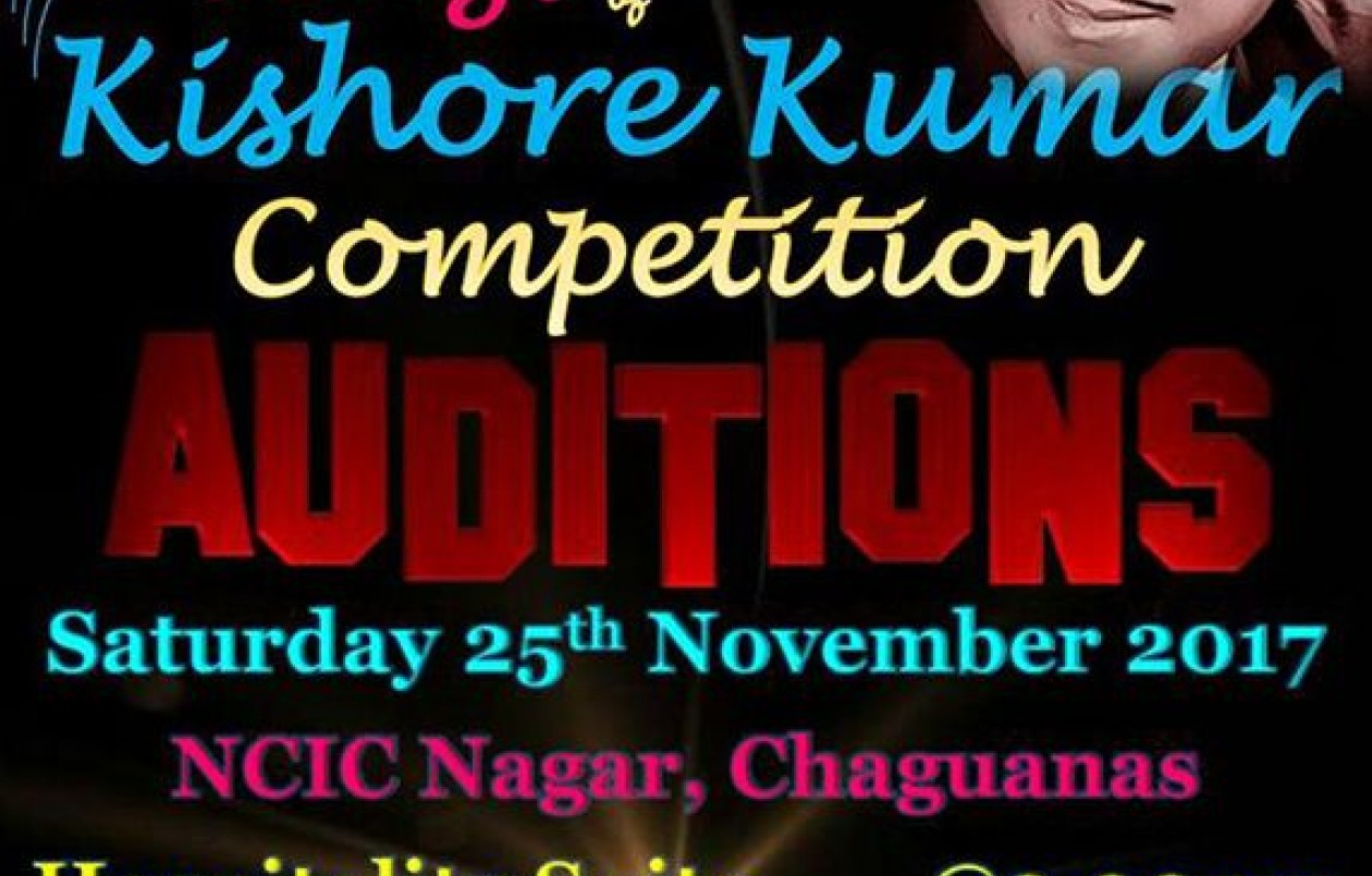 NCIC Songs of Kishore Kumar Competition - Auditions
