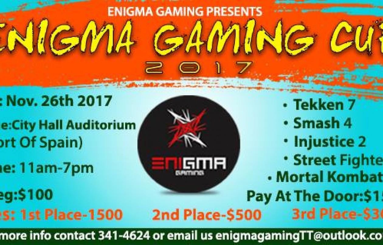 Enigma Gaming CUP 2017
