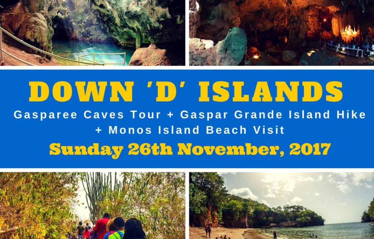 DDI Gaspar Grande & Monos Island Tour - 26.11.17