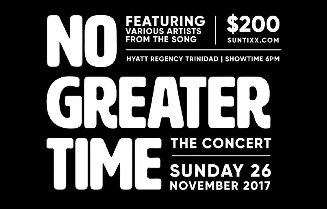 No Greater Time - The Concert