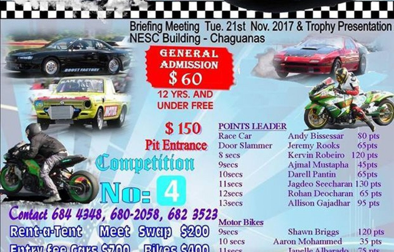 ALL OUT CALL OUT // TTASA Drag Racing Event