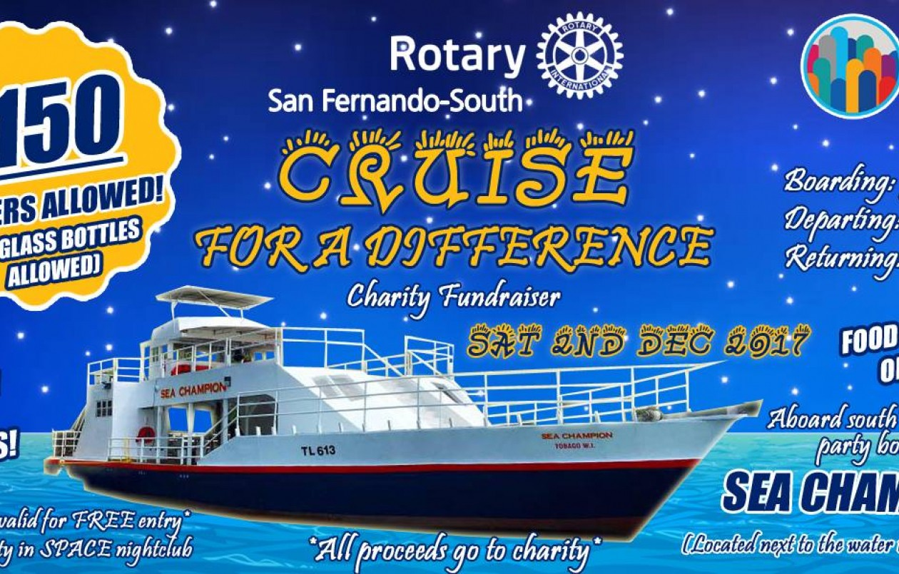 Cruise for a Difference - Charity Fundraiser