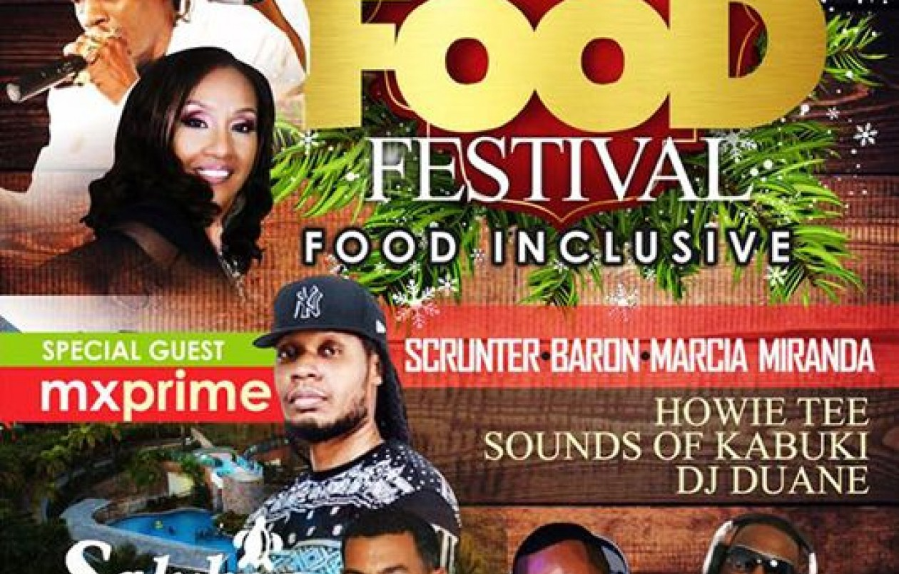 Christmas with a Touch of Class - Salybia Wildmeat Socaparang Food Fest