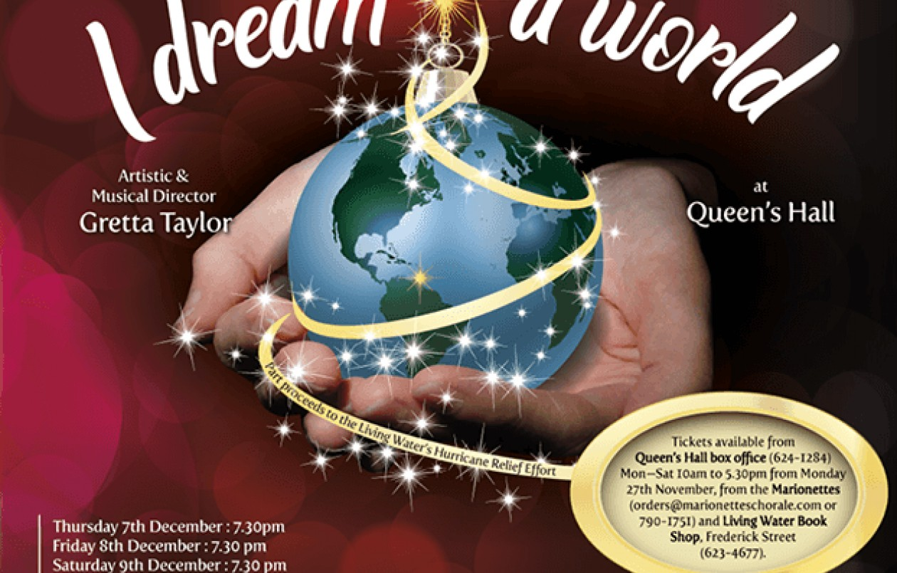 Christmas with the Marionettes: I Dream A World