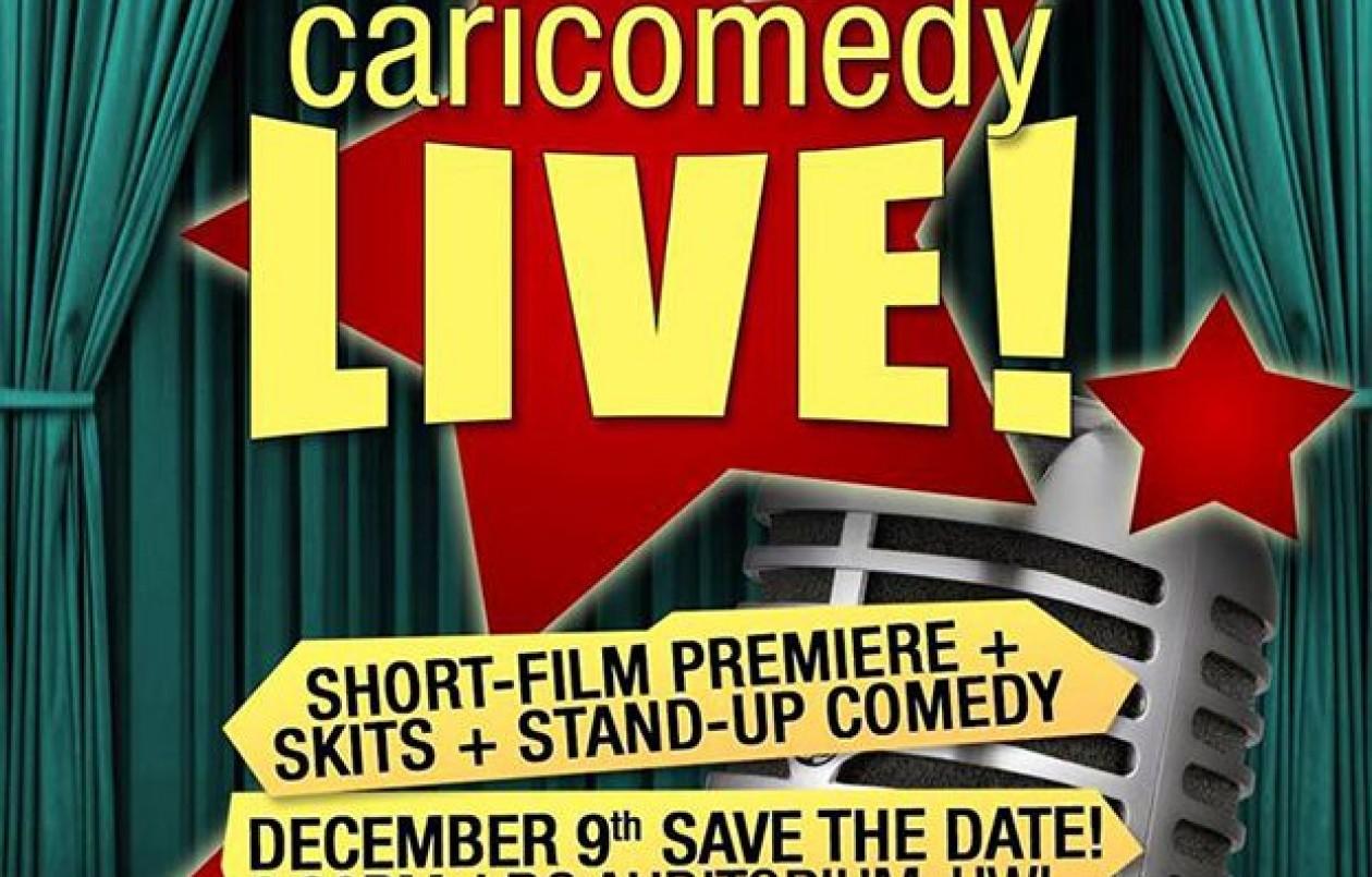 Caricomedy Live