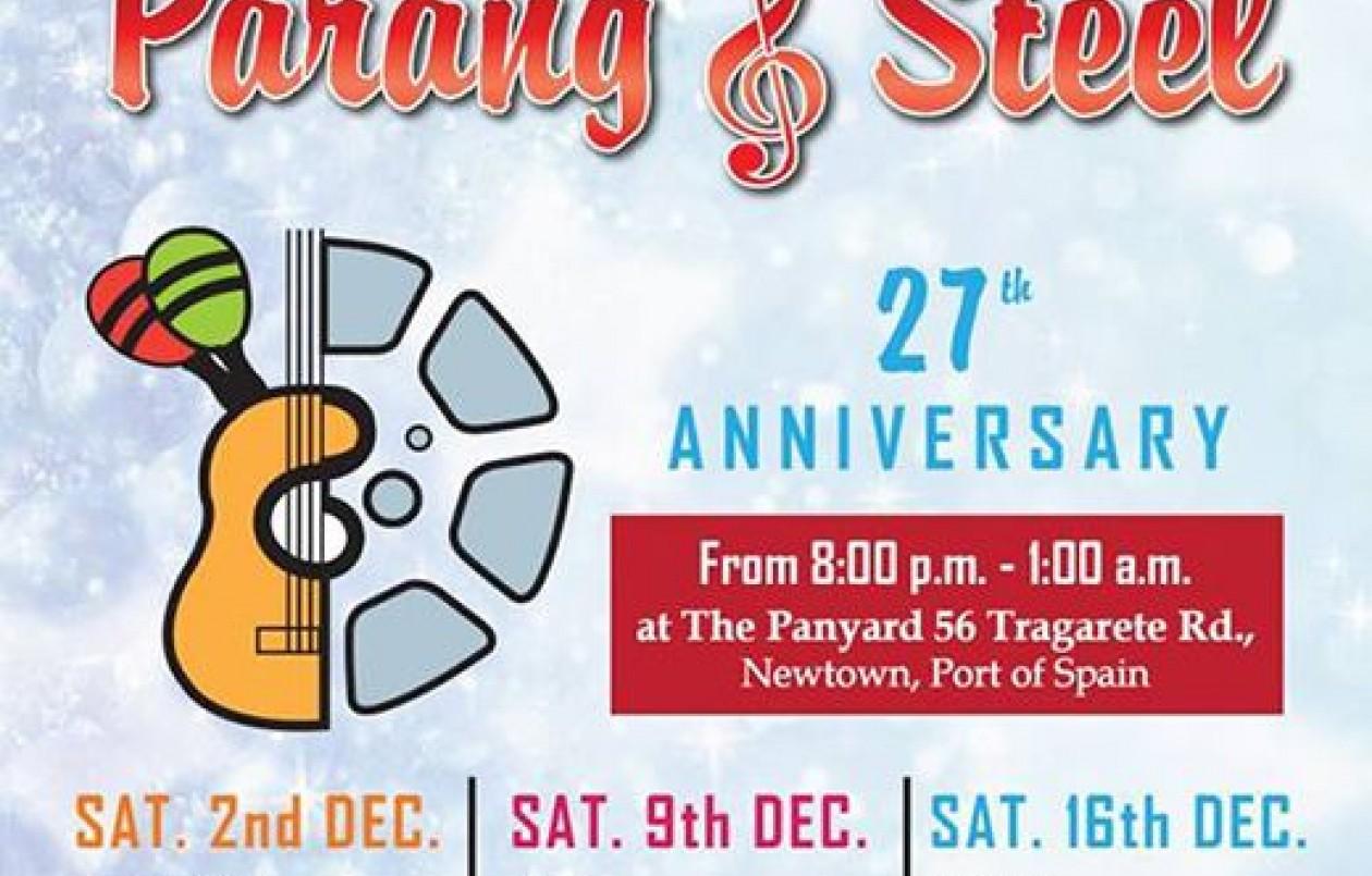 Silver Stars Parang & Steel: 16.12.17