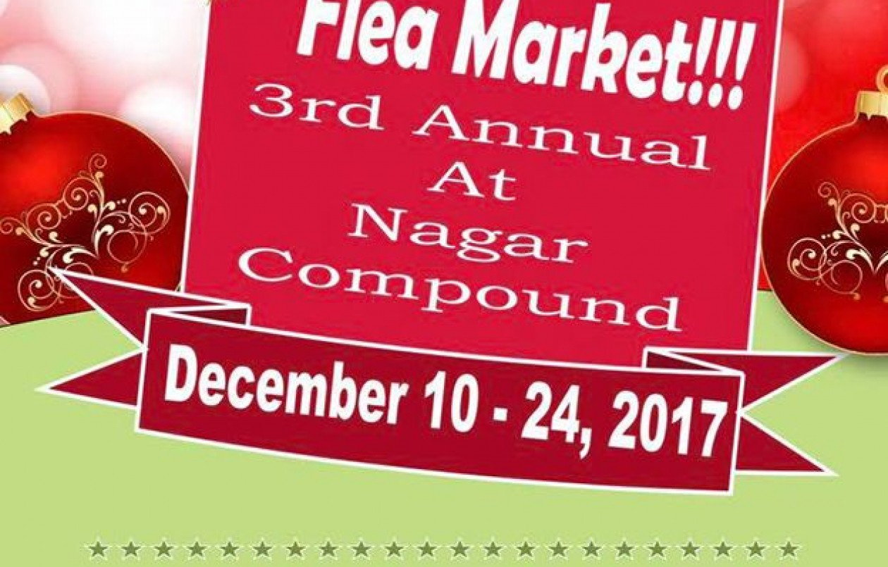 Christmas Flea Market 2017
