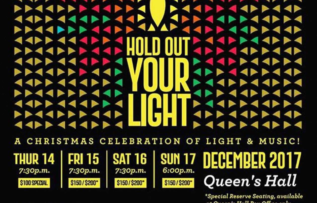 Hold Out Your Light - The Lydians, Christmas 2017