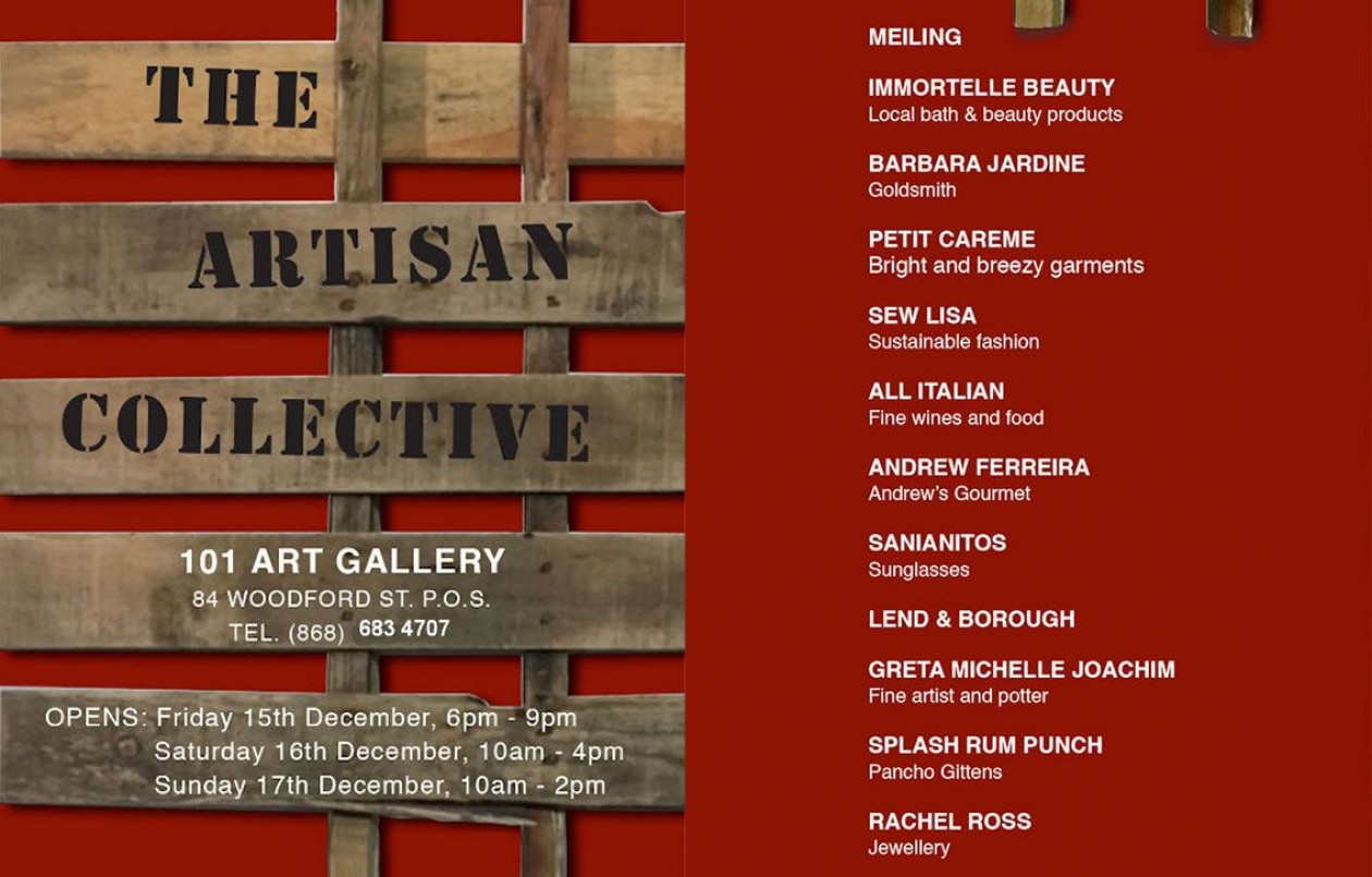 The Artisan Collective Christmas Pop-Up Shop 2017