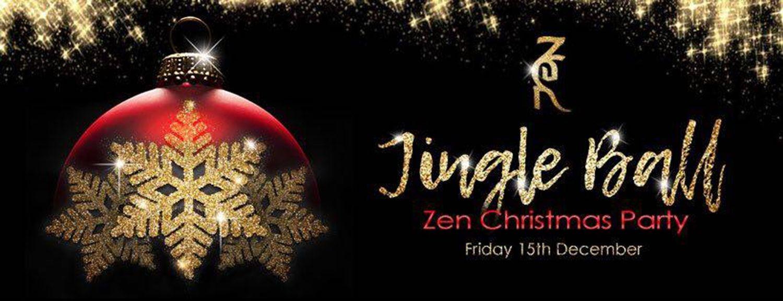Jingle Ball - Zen Christmas Party 2017