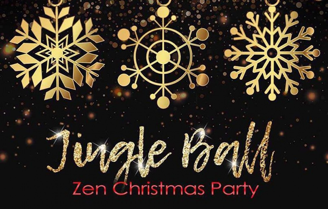 Jingle Ball - Zen Christmas Party 2017