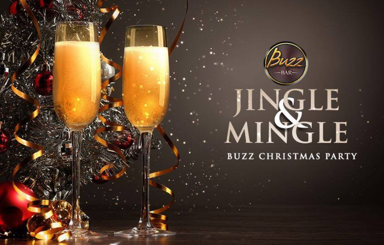 Jingle & Mingle BUZZ Christmas Party 2017
