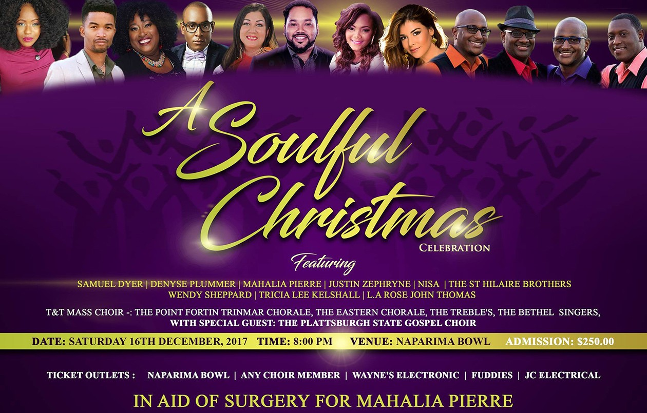 A Soulful Christmas Celebration