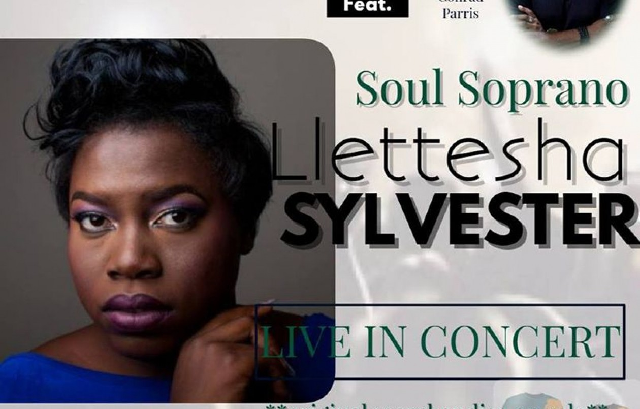 Llettesha Sylvester Live Concert and Brand Launch
