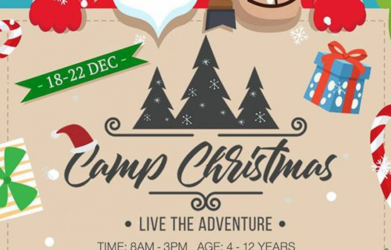 RWTC Camp Christmas 2017 - Adventure Week