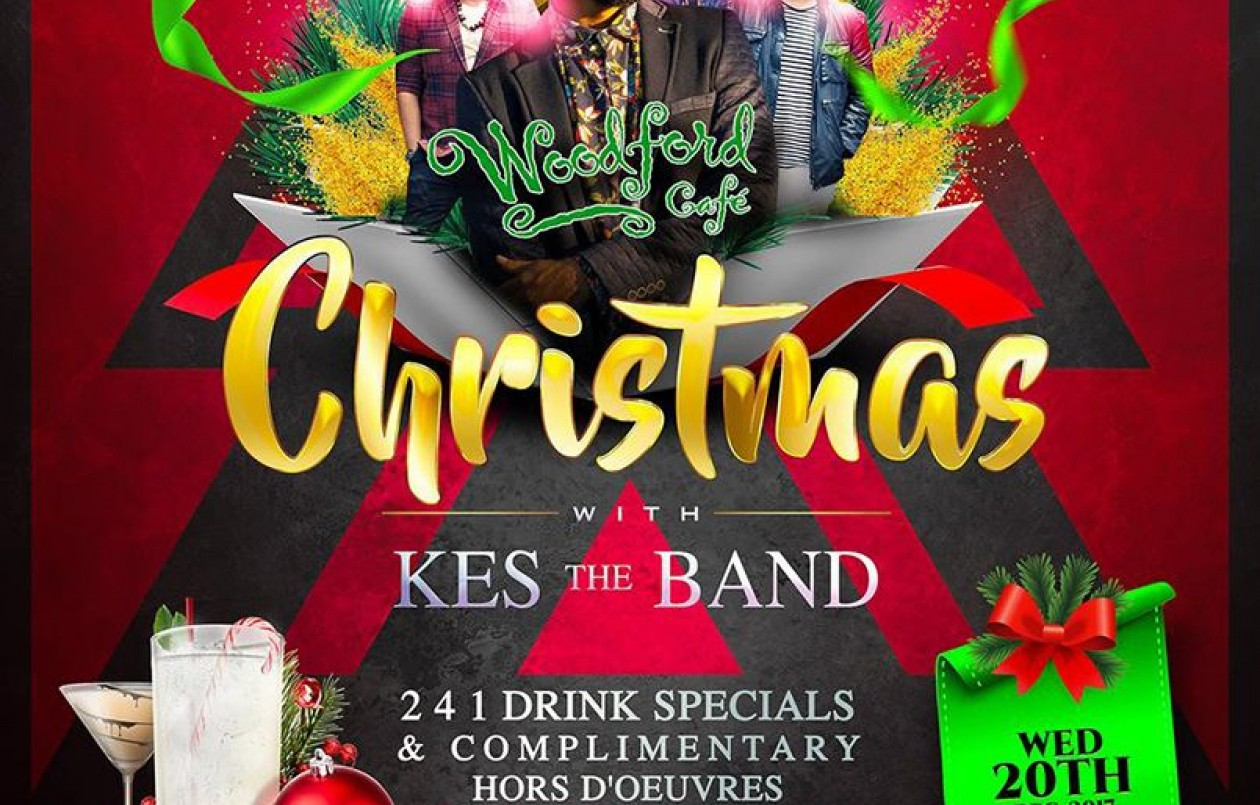 Christmas 2017 with Kes The Band