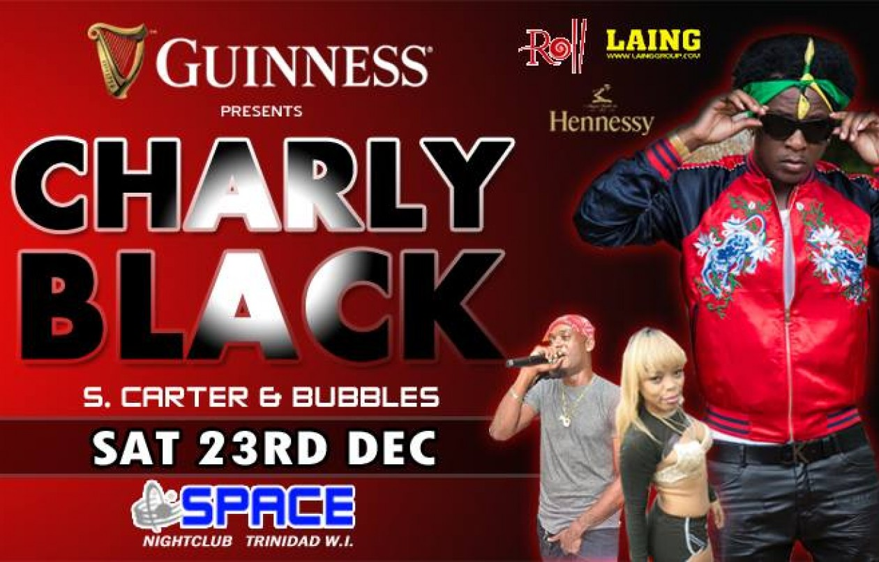 Guinness presents Charly BLACK