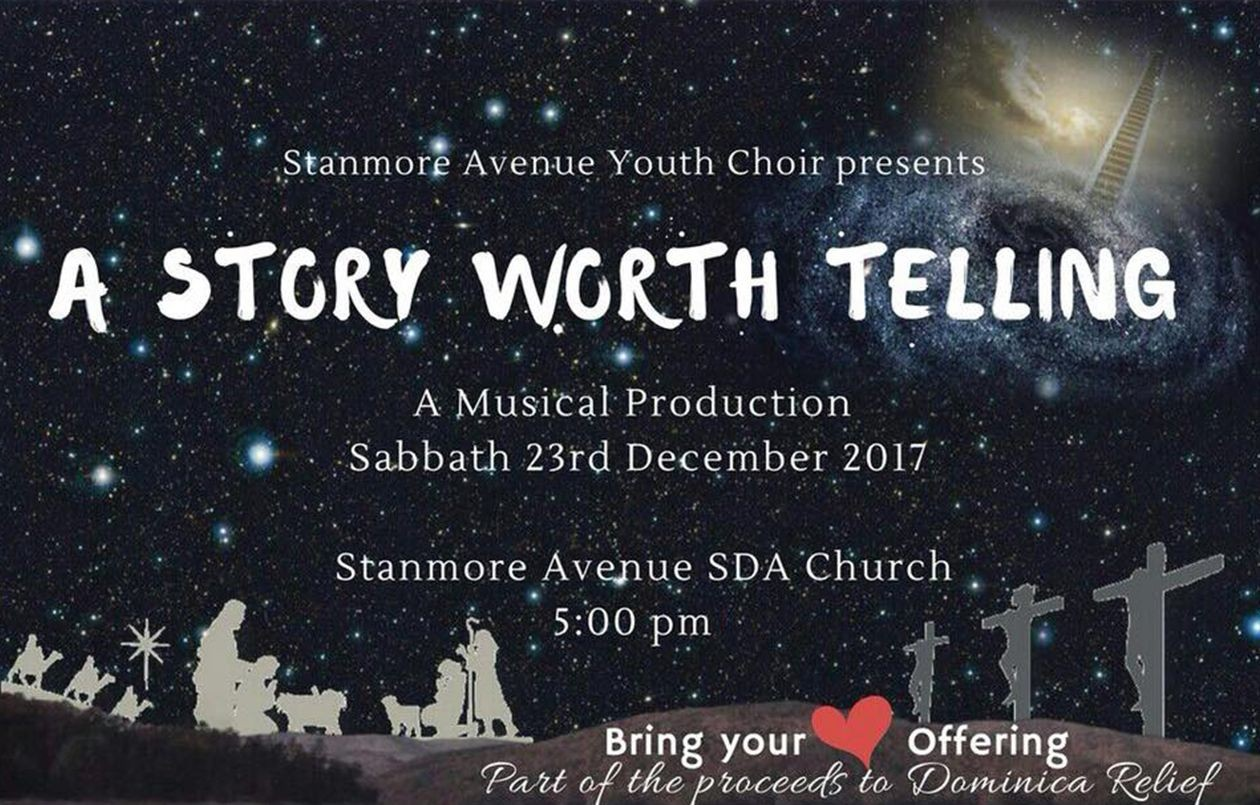 A Story Worth Telling: A Musical Production