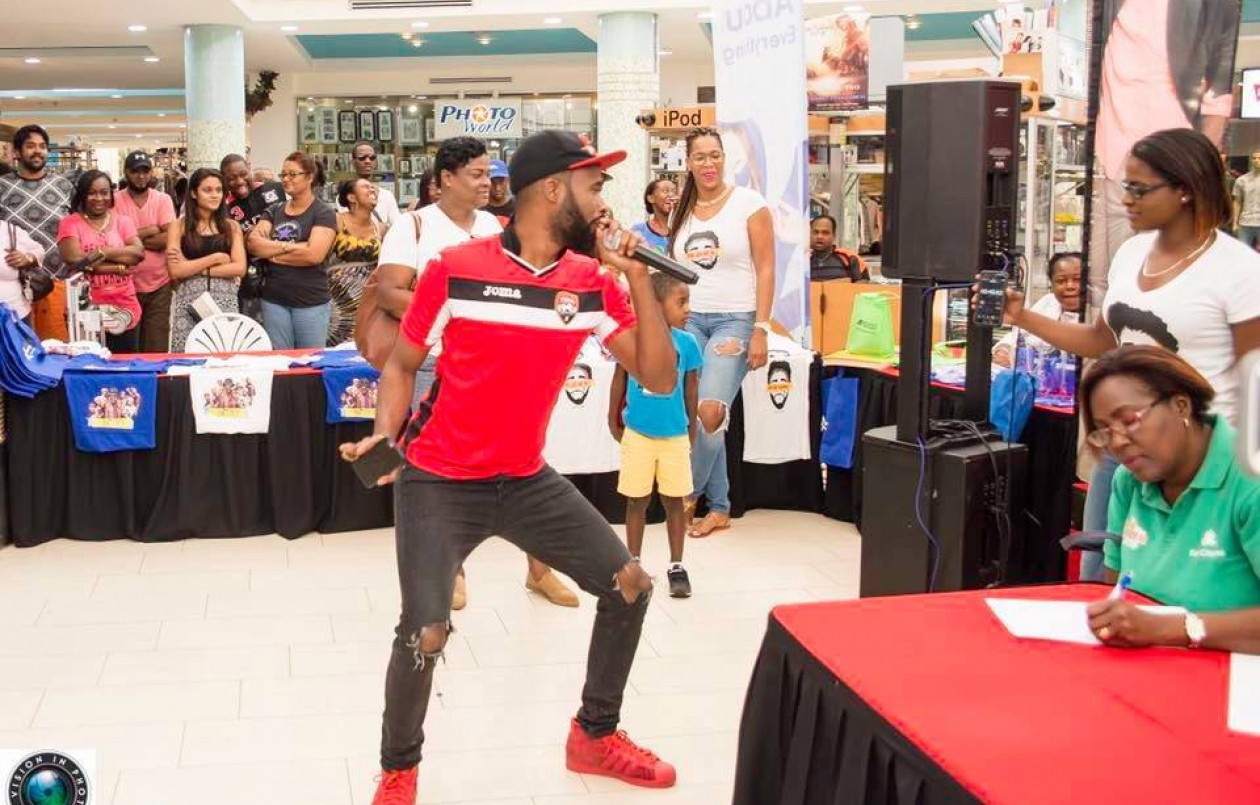 Ro'dey's Meet and Greet 2017 - Trincity Mall