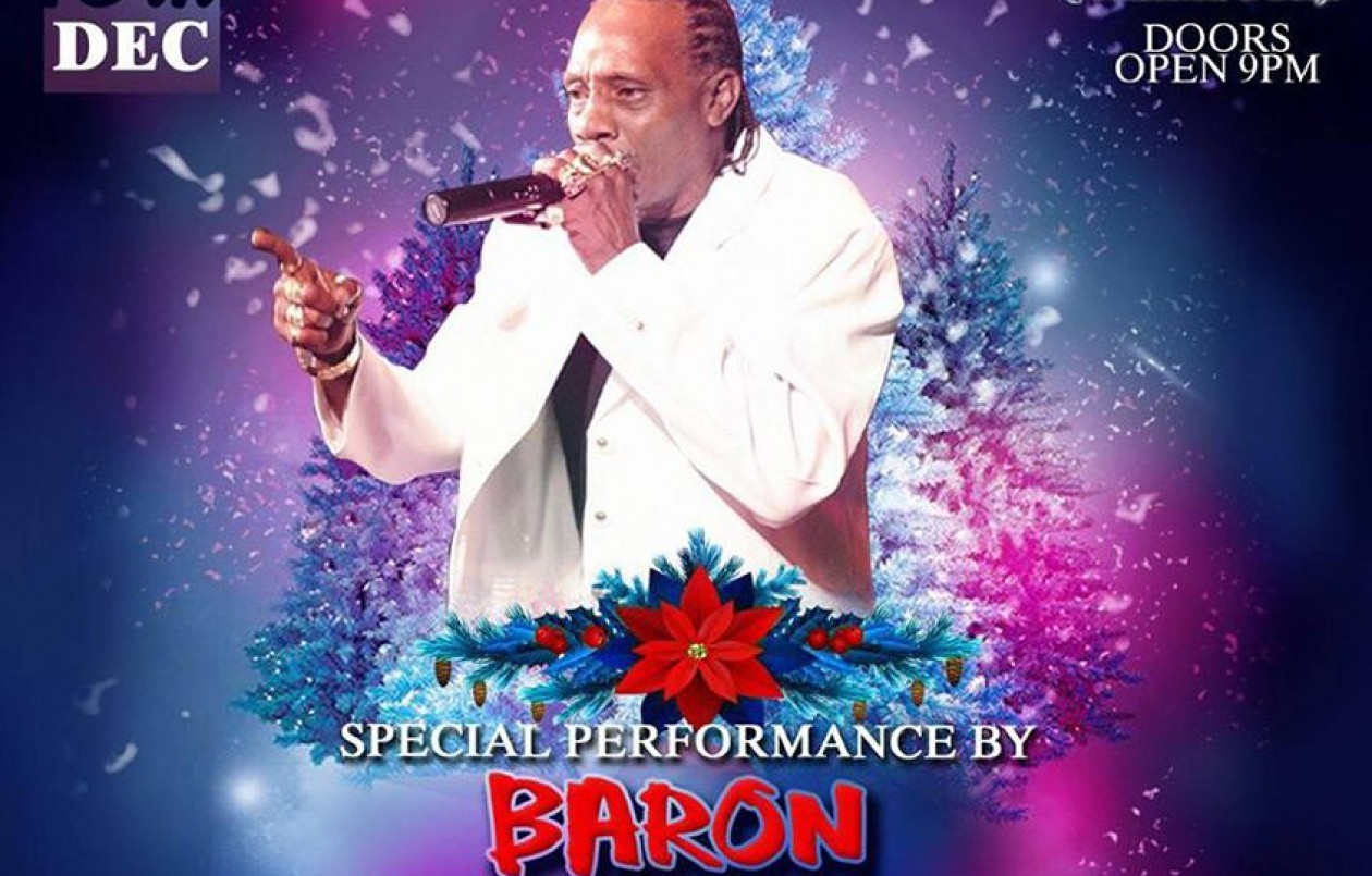 Special Performance By Baron At Silhouettes Lounge