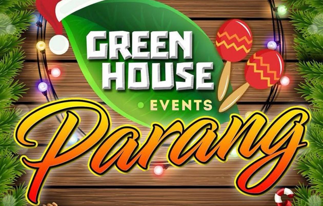 GREEN HOUSE Parang 2017