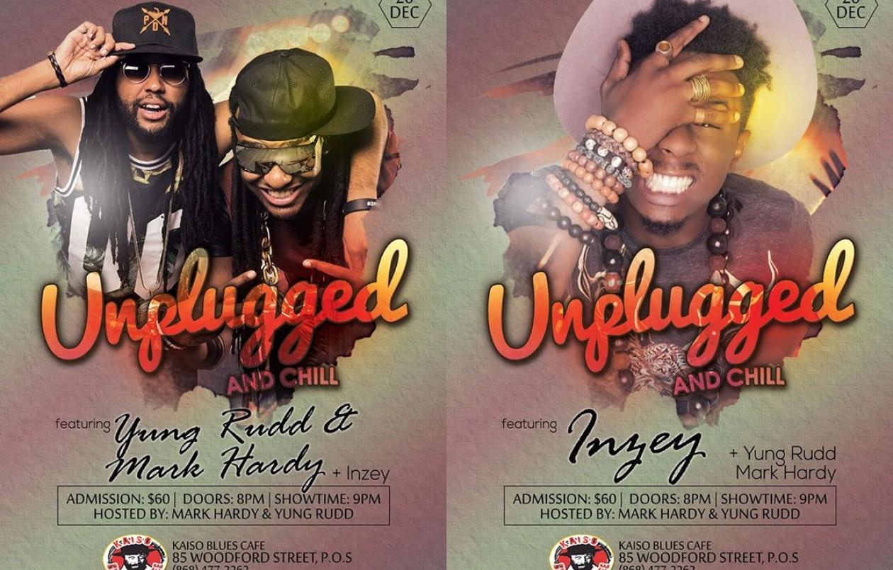 Unplugged & Chill [f. Yung Rudd, Mark Hardy + Inzey]