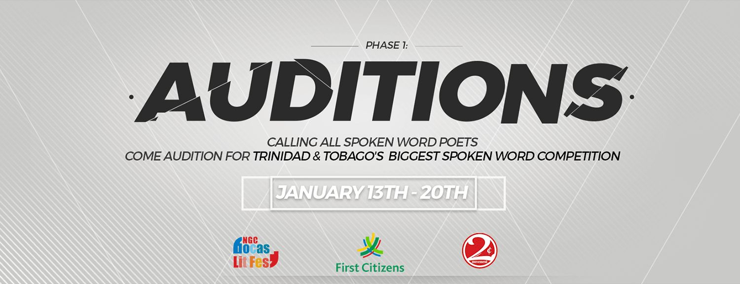First Citizens National Poetry Slam Audition 4 - Tobago ID 22650