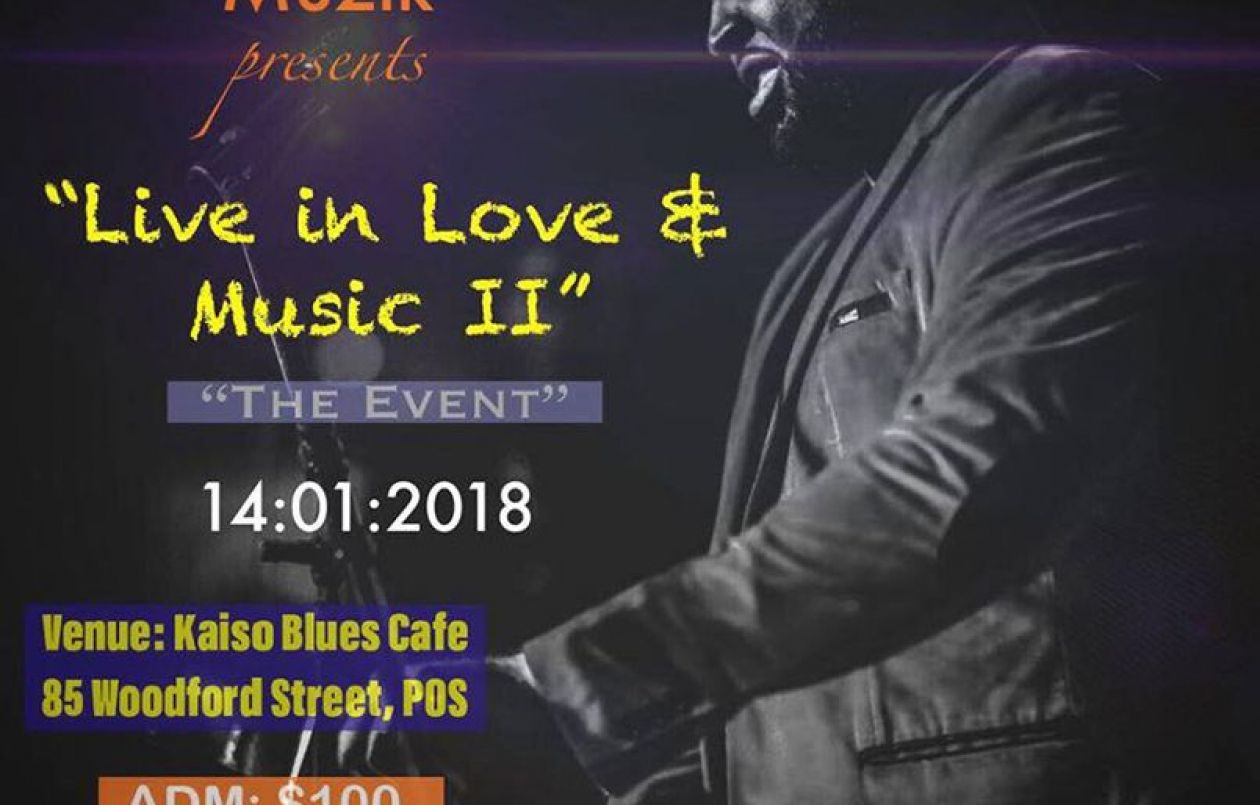 Live In Love & Music 2 - The Event
