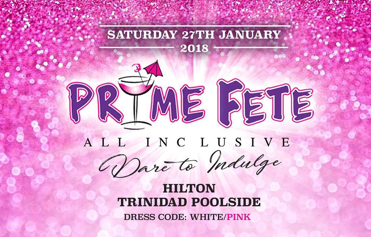 Prime Fete 2018