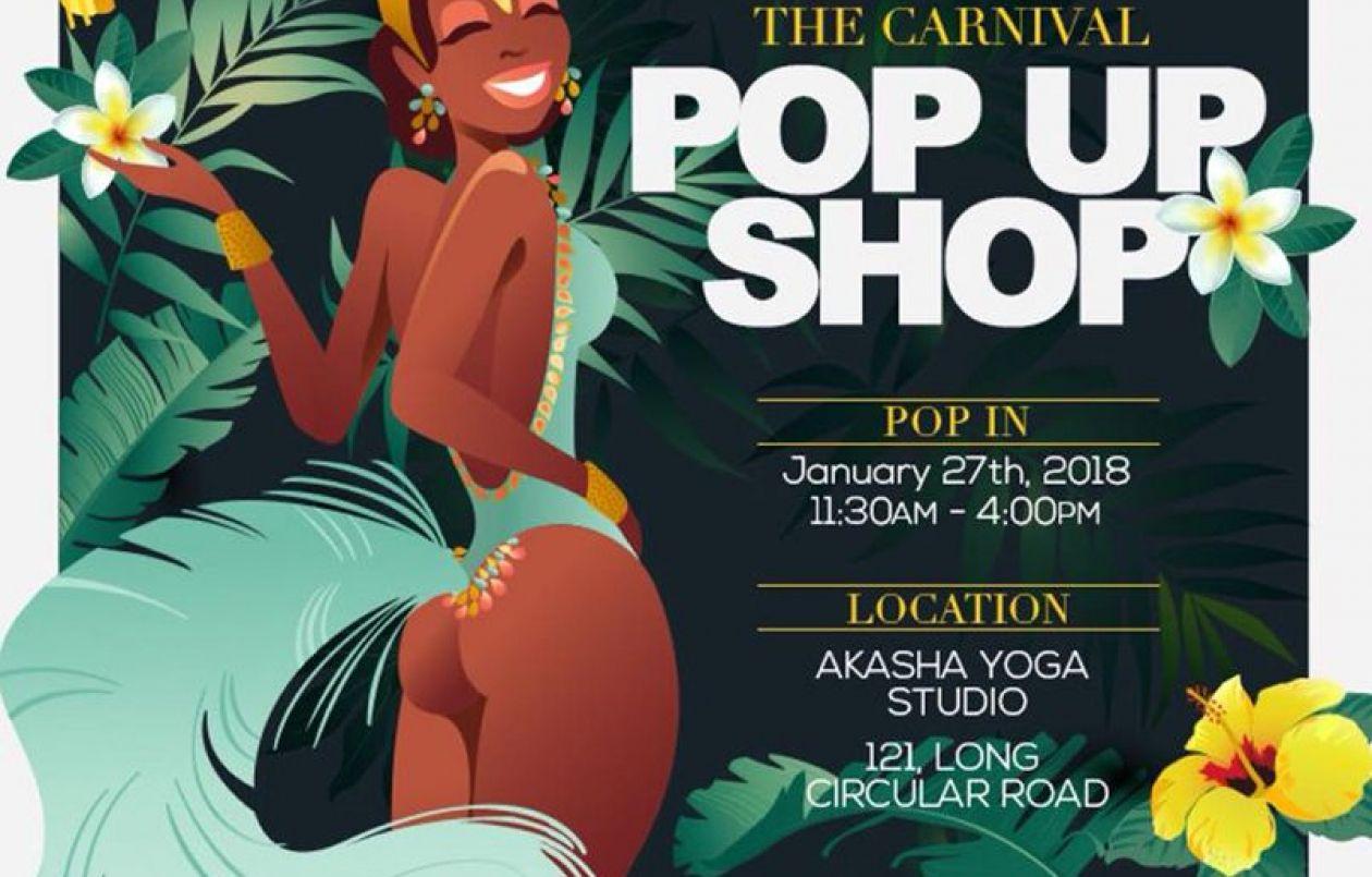 The Maison Fifi Carnival Pop Up 2018