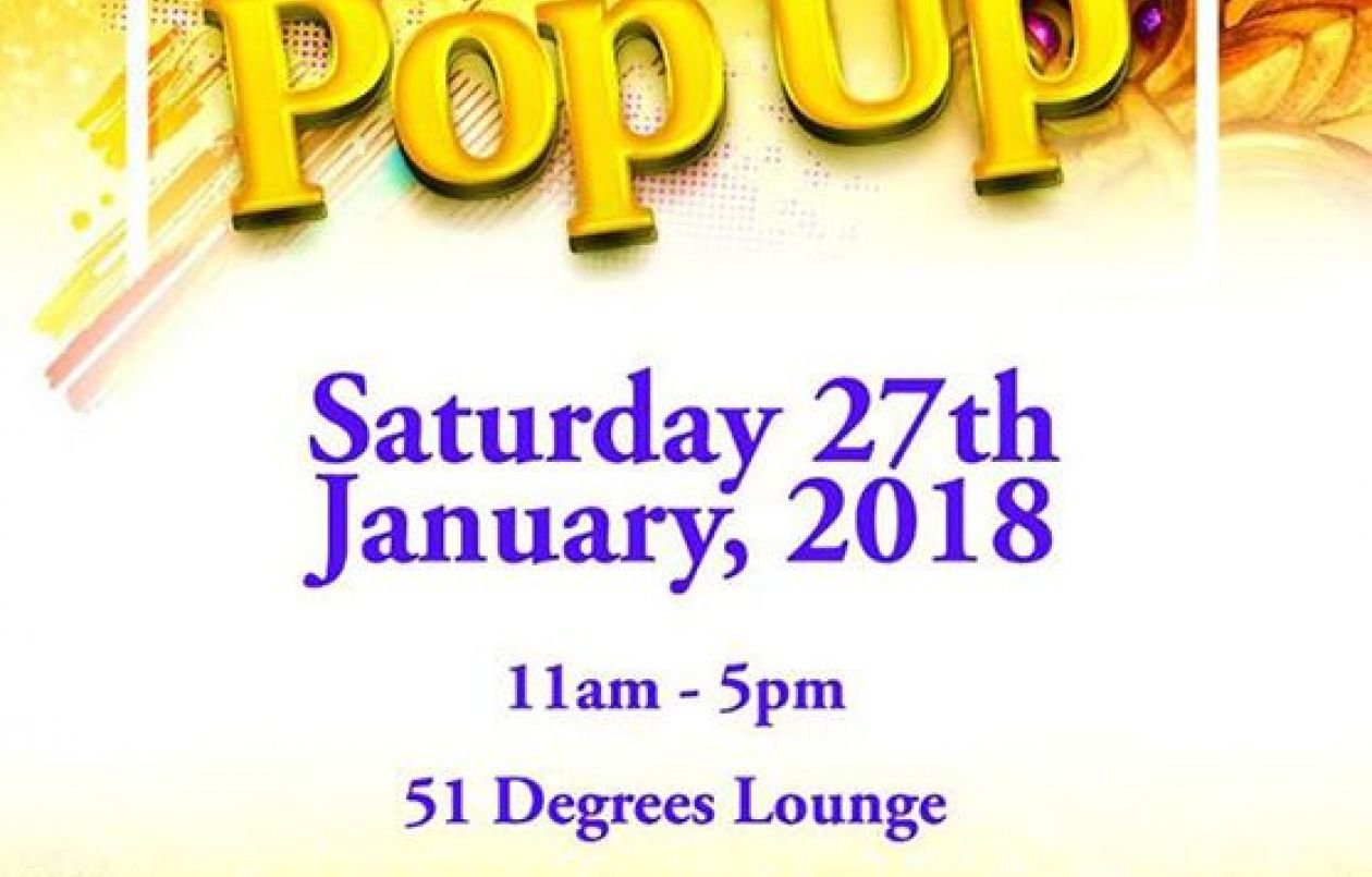 The Fashion Arch Carnival Pop Up 2018