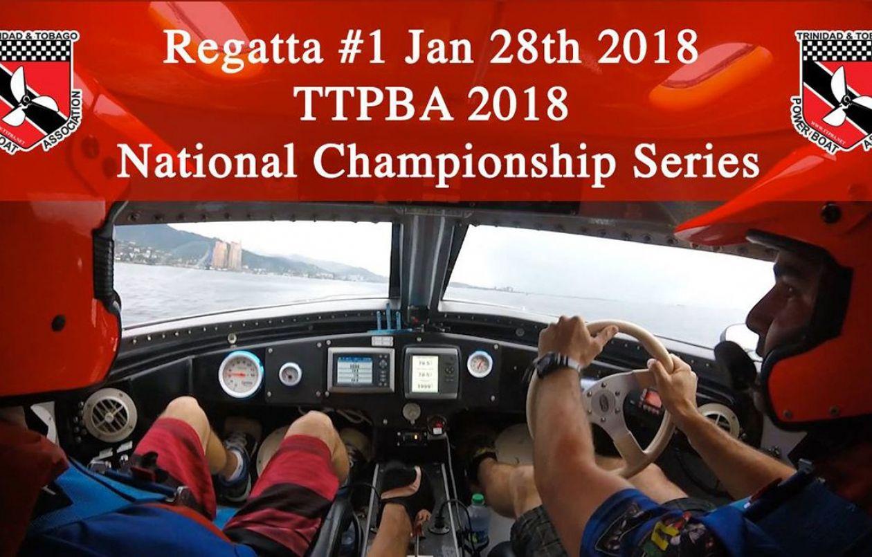 TTPBA National Championship Series 2018: Regatta #1