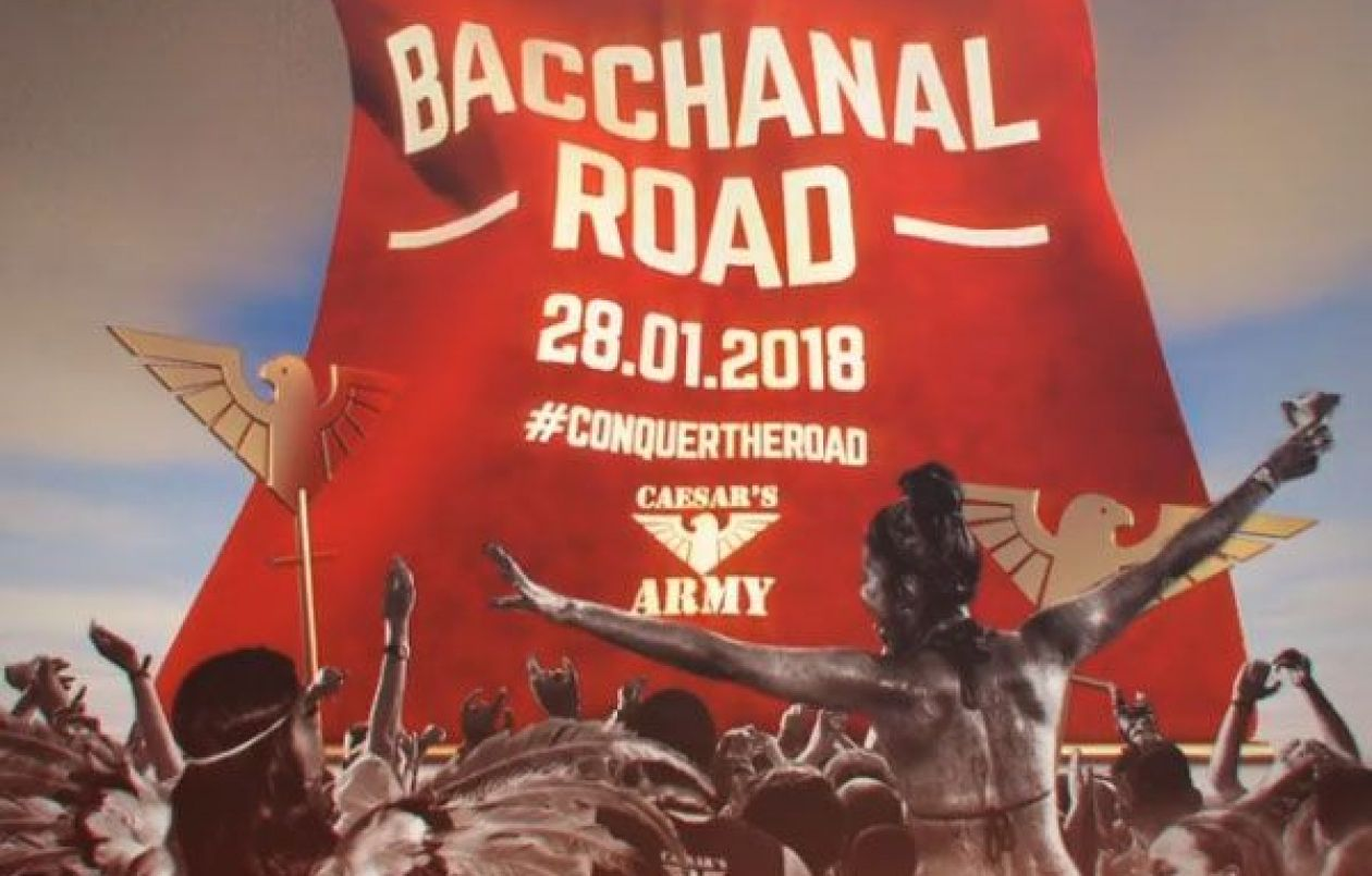 Bacchanal Road 2018