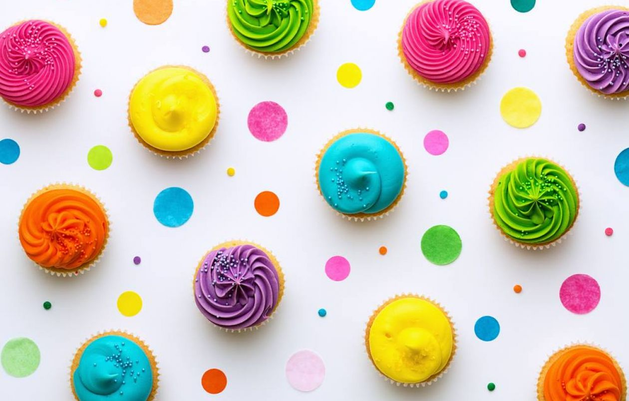Carnival Cupcakes - A Make & Take Workshop