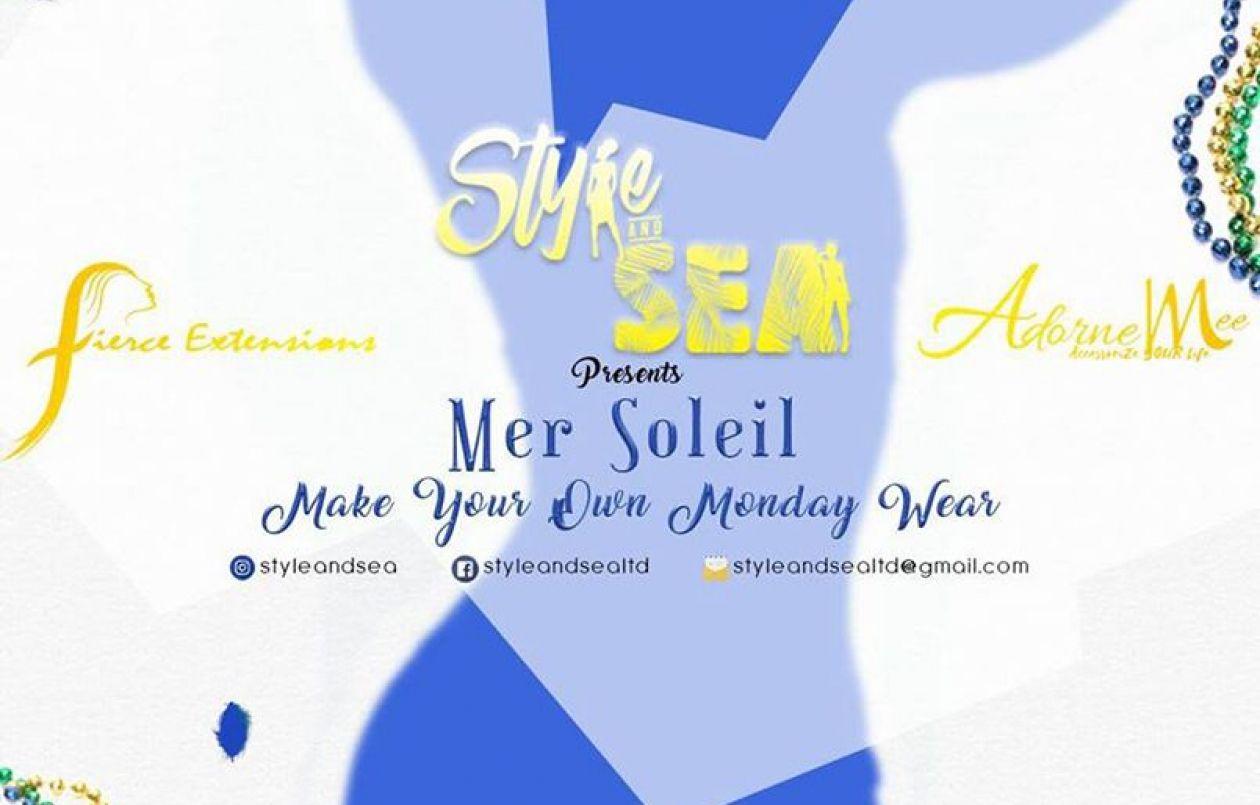 Mer Soleil: Make Your Own Monday Wear