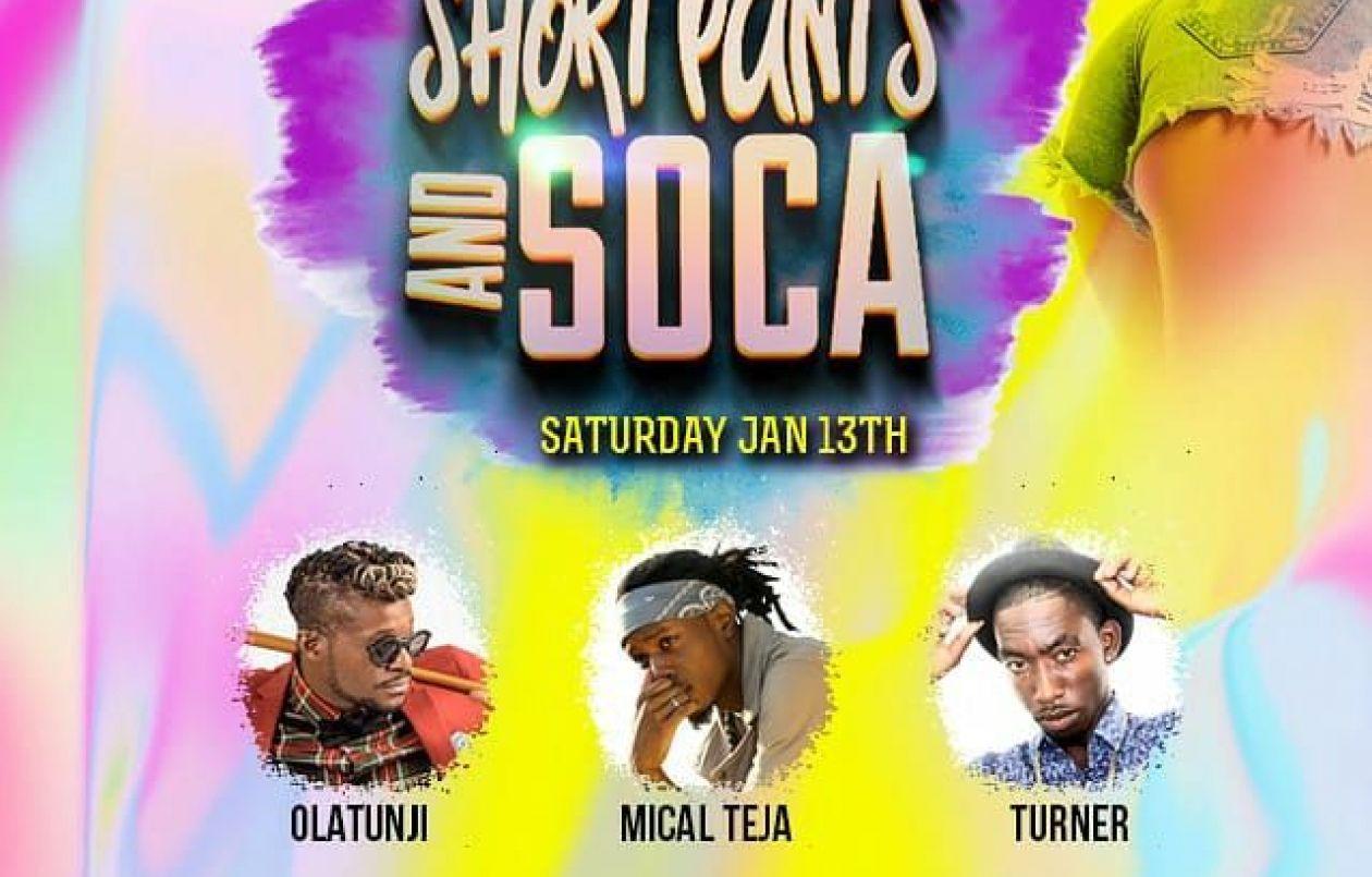Short Pants & Soca