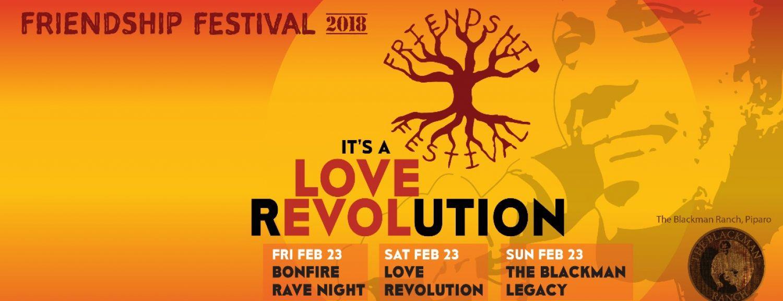 Friendship Festival- Trinidad