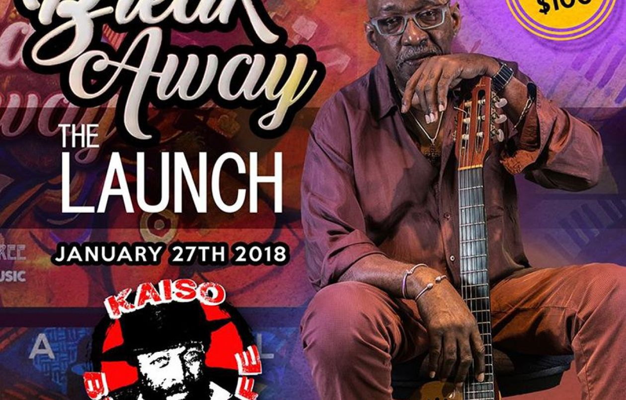 Michael Boothman - Break Away: The Launch
