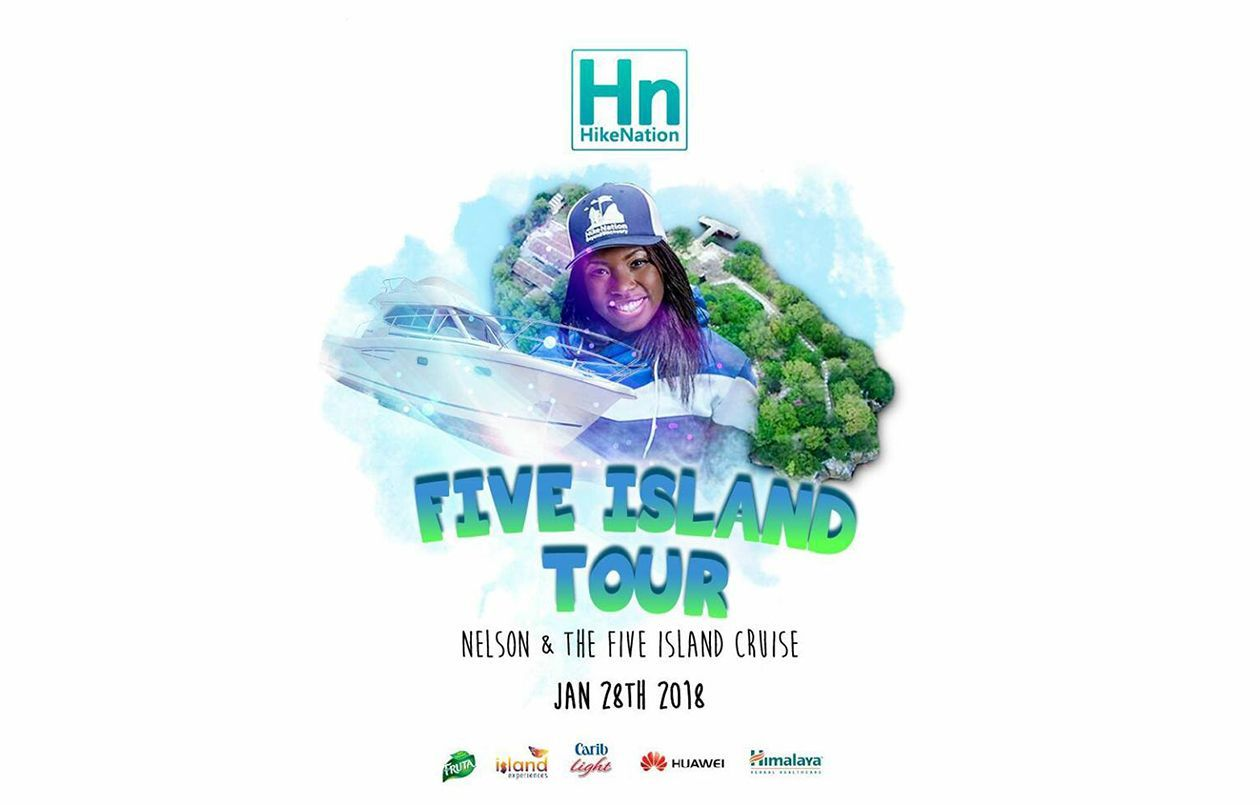 Five Island Tour - HikeNation